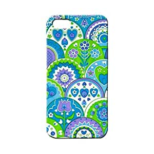BLUEDIO Designer 3D Printed Back case cover for Apple Iphone 4 / 4S - G5776