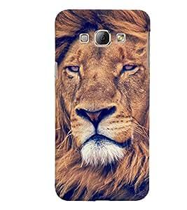 Fuson 3D Designer Back Case Cover For Samsung Galaxy A8