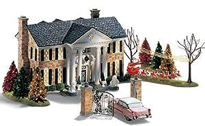 Elvis Presley's Graceland Gift Set (Set of 6) - Department 56 (Retired)