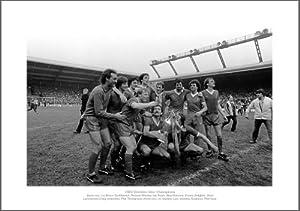 Liverpool Fc 1982 League Champions Team Photo Memorabilia