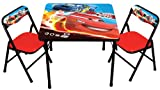 Kids Only Disneys Cars Maxium Velocity Activity Table Set