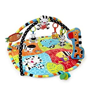 Bright Starts Start Your Senses Safari Activity Gym, Spots and Stripes
