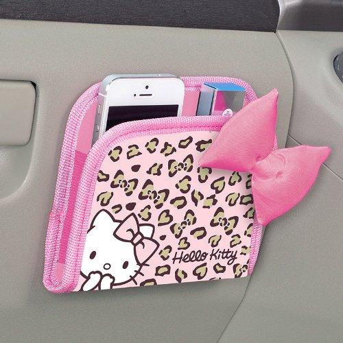 Hello Kitty fit Pocket (pink Leopard)
