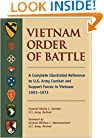 Vietnam Order of Battle: A Complete Illustrated Reference to U.S. Army Combat and Support Forces in Vietnam 1961-1973 (Stackpole Military Classics)