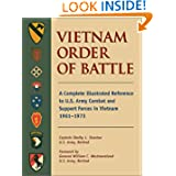 Vietnam Order of Battle: A Complete Illustrated Reference to U.S. Army Combat and Support Forces in Vietnam 1961...