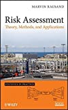 img - for Risk Assessment: Theory, Methods, and Applications by Marvin Rausand (2011-08-23) book / textbook / text book