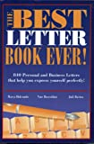 img - for The Best Letter Book Ever book / textbook / text book