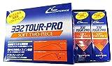 CONFIDENCE(コンフィデンス) ゴルフボール 332 TOUR PRO (1ダース12個入り) ランキングお取り寄せ