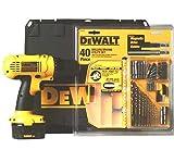 "DeWalt Heavy-Duty 3/8"" 12V Cordless Compact Drill/Driver Kit"
