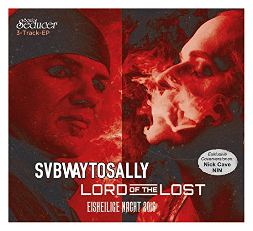 Lord Of The Lost + Subway To Sally - Eisheilige Nacht 2016 - exkl. EP mit Coverversionen von Nick Cave & Nine Inch Nails + Sonic Seducer 11-2016 + CD, Bands: Depeche Mode, Korn, ASP u.v.m.
