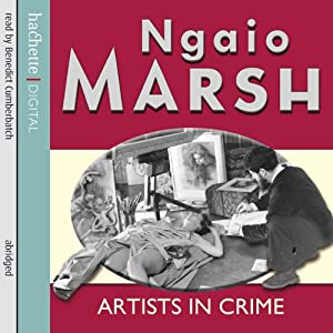 Artists in Crime Audiobook