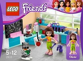 LEGO レゴ フレンズ  サイエンススタジオ 3933
