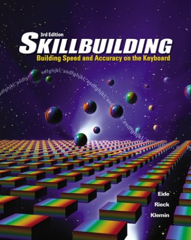 Skillbuilding: Building Speed And Accuracy On The...
