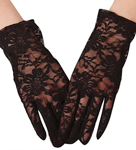 [Anmengte Halloween Masquerade Party Cosplay Costume Accessories Gloves (One size, 10-1)] (Ideas For Halloween Costumes For Teenage Girl)