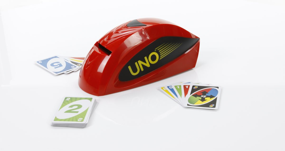 How to play Uno Attack - YouTube