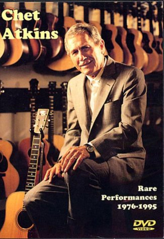 Chet Atkins - Rare Performances 1976-1995 [2001] [DVD]