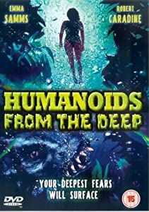 Humanoids From The Deep [1996] [DVD]