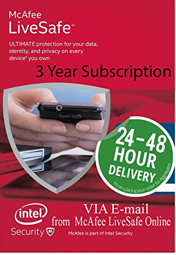 mcafee-livesafe-3-year-subscription-unlimited-licenses-no-cd-dvd-download-version