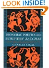 "Dionysiac Poetics and Euripides' ""Bacchae"""