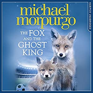 The Fox and the Ghost King Audiobook
