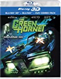515RK8Fs0AL. SL160  The Green Hornet (Three Disc Combo: Blu ray 3D / Blu ray / DVD)