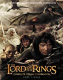 "The ""Lord of the Rings"" Complete Visual Companion (0007191952) by Fisher, Jude"
