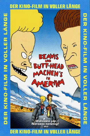 Beavis und Butt-Head machen's in Amerika [VHS]