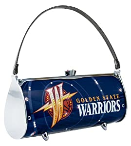 Golden State Warriors FenderFlair Purse by Pro-FAN-ity Littlearth