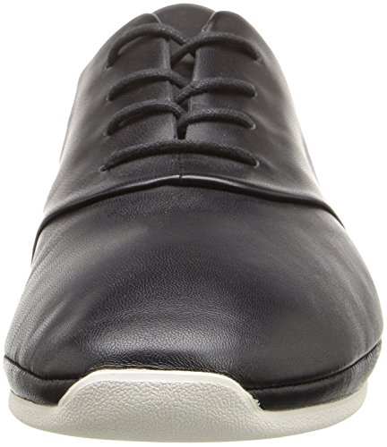 Lacoste Women's Rosabel Lace 316 1 Caw Fashion Sneaker, Black, 8 M US