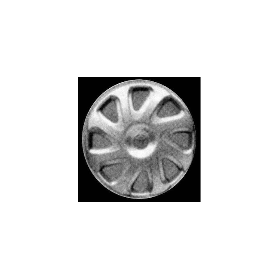 00 02 TOYOTA COROLLA WHEEL COVER HUBCAP HUB CAP 14 INCH, 8 SPOKES BRIGHT SILVER 14 inch Check out our aftermarket replace (center not included) (2000 00 2001 01 2002 02) T261230 FWC61111U20