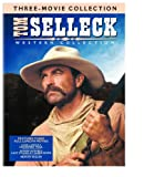 Tom Selleck Western Collection (Monte Walsh / Last Stand at Saber River / Crossfire Trail)