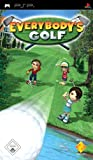 Psp Game Everybody'S Golf