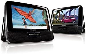 """Philips PD7042 Lecteur DVD portable DivX Ecran 7"""""""