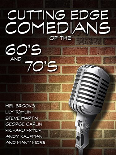 Cutting Edge Comedians of the '60s and '70s on Amazon Prime Video UK