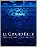 グラン・ブルー 完全版&オリジナル版―デジタル・レストア・バージョン― Blu-ray BOX (Amazon限定スチールブック仕様/完全数量限定)