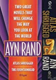 AYN RAND BOXED SET 2 VOL.: ATLAS SHRUGGED, THE FOUNTAINHEAD