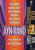 AYN RAND BOXED SET 2 VOL.: ATLAS SHRUGGED, THE FOUNTAINHEAD