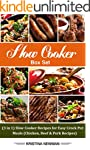 Slow Cooker Box Set: (3 in 1) Slow Co...