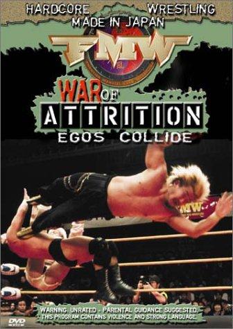FMW (Frontier Martial Arts Wrestling) - War of Attrition
