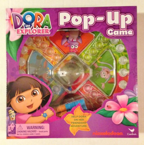 Dora the Explorer Pop-Up Game