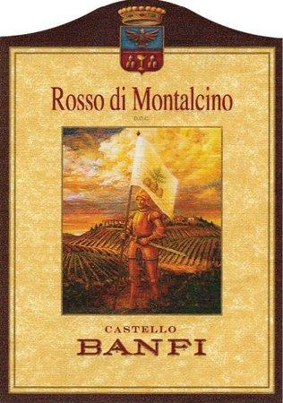 2011 Castello Banfi Rosso Di Montalcino 750 Ml