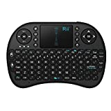 Hausbell ® Mini H7 2.4GHz Wireless Entertainment Keyboard With Touchpad For PC, Pad, Andriod TV Box, Google TV...