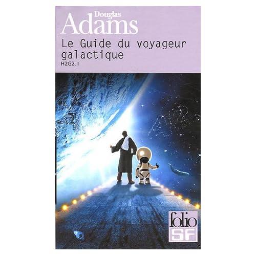 Douglas Adams - H2G2 - Le Guide du voyageur galactique T1 515RSV6E99L._SS500_
