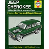 Jeep Cherokee Service and Repair Manual (Haynes Owners Workshop Manuals)by Bob Henderson