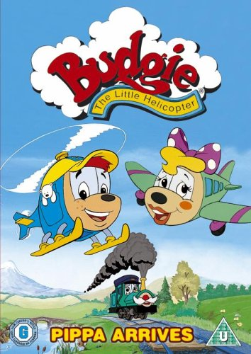 Budgie The Little Helicopter: Pippa Arrives [DVD]