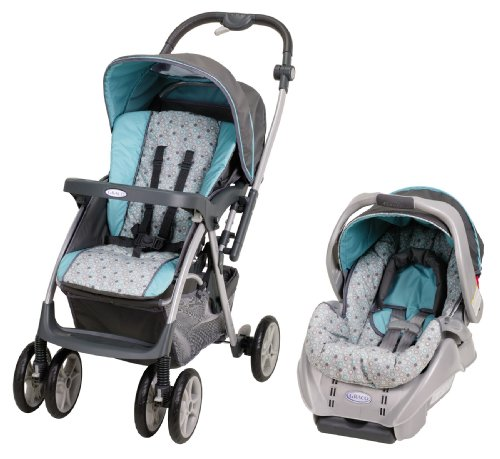 Graco Alano Flip It Travel System, Circa