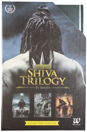 Shiva Trilogy Collector's Edition Includes Exclusive Free Shiva Trilogy DVD Image