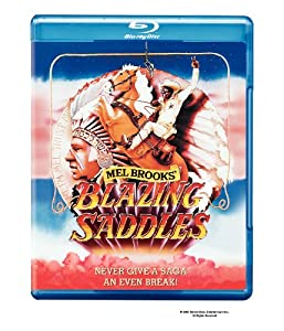 Blazing Saddles [Blu-ray]