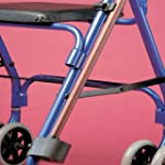 Walking Stick Holder for a Rollator o...