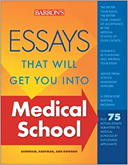 medical school essays amazon Our ivy league writers have helped students successfully apply to med school by providing medical school personal statement & application essay services.